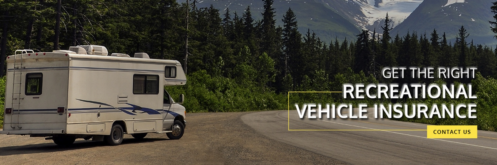 Recreational Vehicle Insurance Kelowna